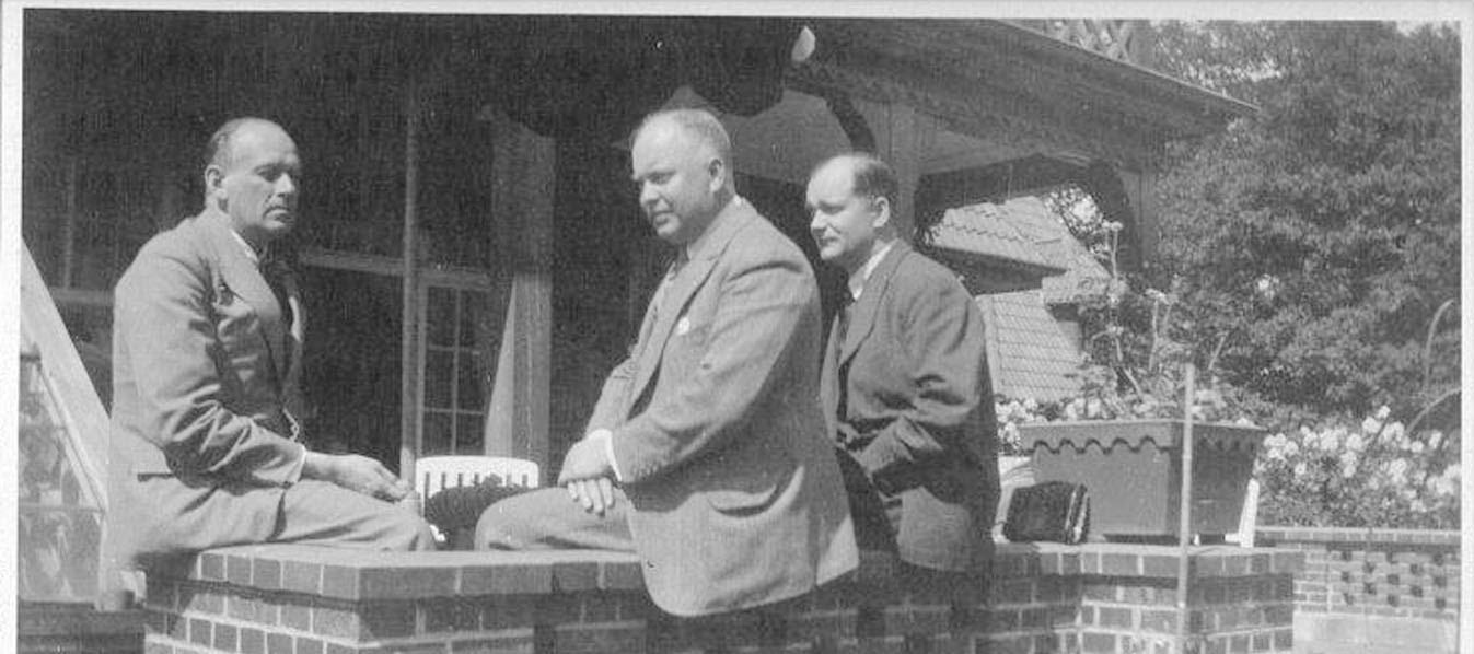 Robert, Albert und Ernst Boehringer