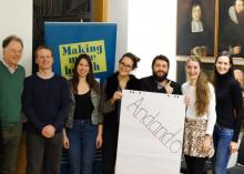 Making More Health_Social Entrepreneurship Camp 2018