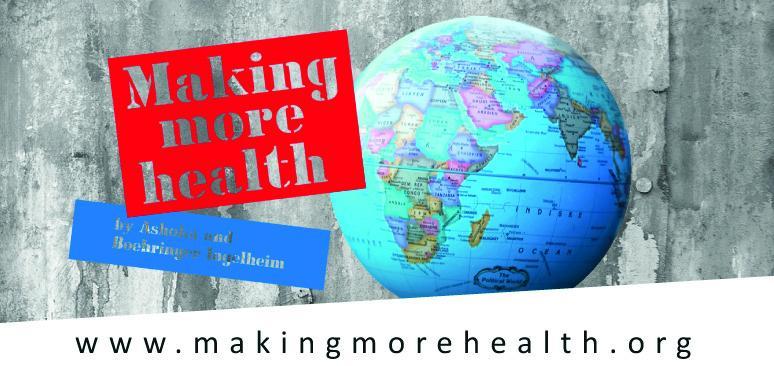 Making More Health, Boehringer Ingelheim