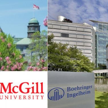 Boehringer Ingelheim und McGill Universität Kanada