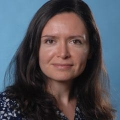 Oana-Daniela Toader - postdoctoral scientist Boehringer Ingelheim