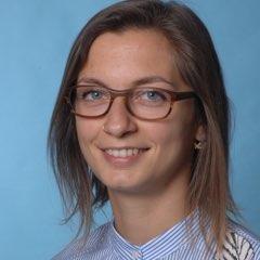 Sara Santarelli - postdoctoral scientist Boehringer Ingelheim