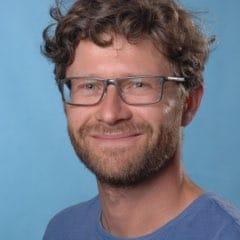Daniel Veyel - postdoctoral scientist Boehringer Ingelheim
